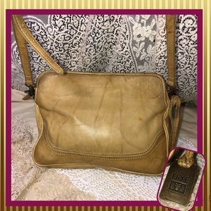 Frye Melissa Leather Crossbody Bag USED CONDITION